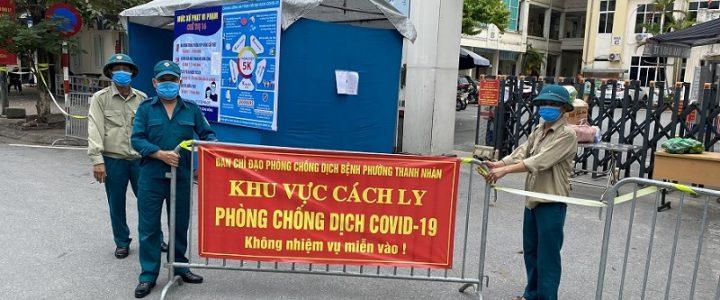 ظهر روز 26 ژوئیه ، هانوی 24 مورد را اضافه کرد که 17 مورد در بیمارستان ریه هانوی بود